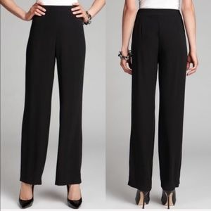 Eileen Fisher Career Trousers Pants Pull O…